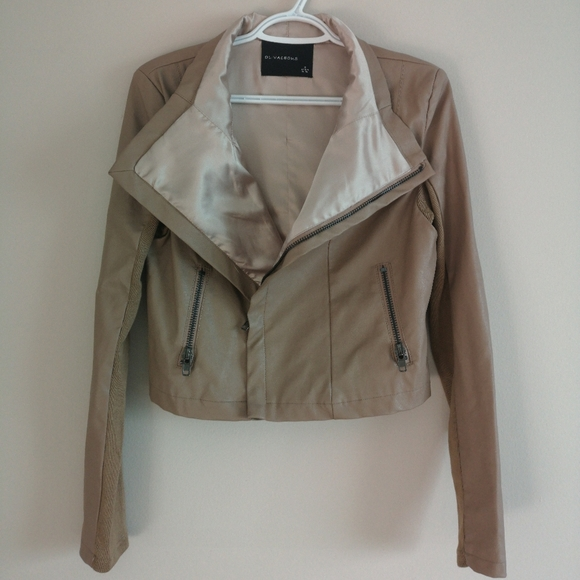 Olivaceous Women's Jacket Spring/Fall, Small
